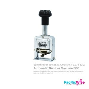 Automatic Numbering Machine 506