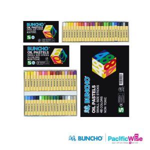 Buncho Oil Pastel Small Sticks