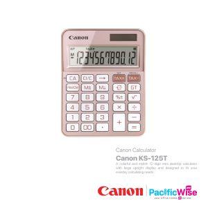 Canon Calculator KS-125T