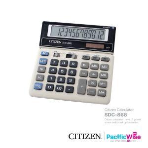 Citizen Calculator SDC-868