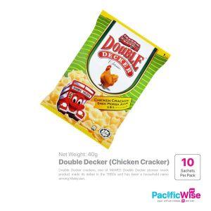 Double Decker (Chicken Cracker) (40g x 10sachets)