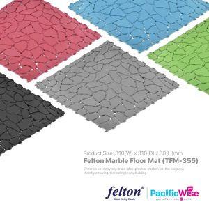 Felton Marble Floor Mat 12 x 12 (6 in 1) (TFM-355)