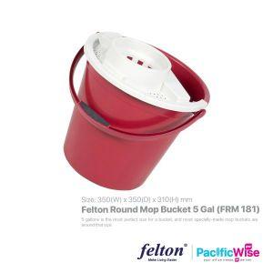 Felton Round Mop Bucket 5 Gal (FRM 181)