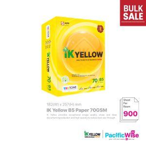 Indah Kiat IK Yellow B5 Paper 70GSM (900'S)