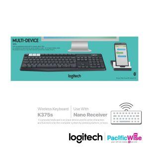 Logitech Wireless Keyboard & Stand Combo K375s