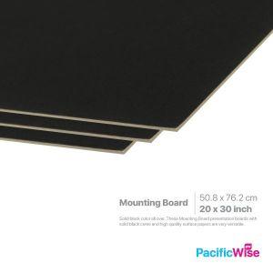 """Mounting Board 20"""" x 30"""""""