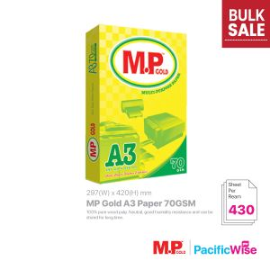 MP Gold A3 Paper 70GSM (430'S)