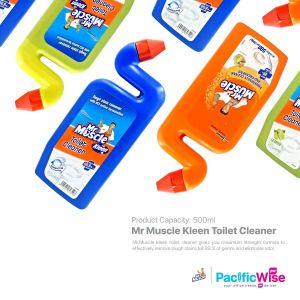 Mr Muscle Kleen Toilet Cleaner (500ml)