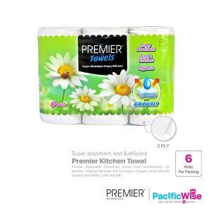 Premier Kitchen Towel (6 Roll)