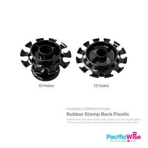 Rubber Stamp Rack Plastic
