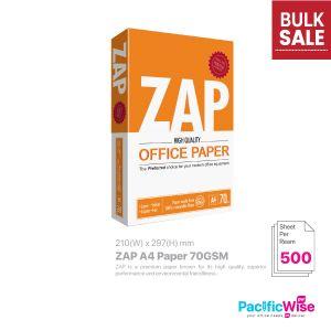 ZAP A4 Paper 70GSM (500'S)